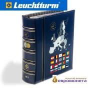 Leuchtturm альбом Vista для евро монет годовые наборы за 2012 341449