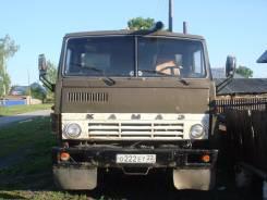 Камаз 5320. с прицепом, 210 куб. см., 8 000 кг.