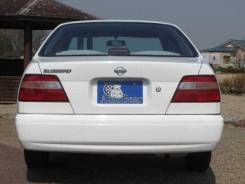 Nissan Bluebird. U14, SR18