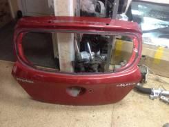 Крышка багажника. Hyundai Solaris