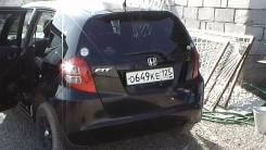 Honda Fit. автомат, передний, 1.3, бензин, 100 000 тыс. км