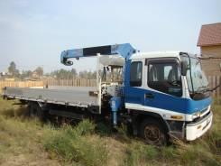 Isuzu Forward. Продается грузовик Кран-борт., 8 200 куб. см., 5 000 кг.