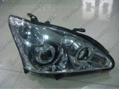Фара. Lexus RX330 Lexus RX350 Lexus RX300 Lexus RX400h Toyota Harrier, MHU38W, MCU36W, GSU35W, GSU36W, ACU30W, GSU30W, GSU31W, ACU35W, MCU35W, MCU30W...