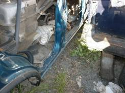 Порог кузовной. Opel Frontera