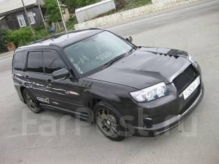 Накладка на крыло. Subaru Forester, SG5, SG9