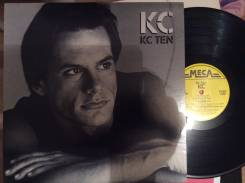 FUNK! ГГарри Кэйси и Саншайн Бэнд / KC - KC TEN - 1983 US LP