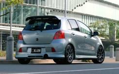 Губа. Toyota Vitz, KSP90, SCP90, NCP91