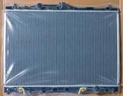 Радиатор охлаждения двигателя. Honda Legend