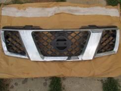 Решетка радиатора. Nissan Navara Nissan Pathfinder, R51M Двигатели: V9X, YD25DDTI, VQ40DE