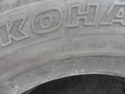 Yokohama Geolandar H/T G032. Всесезонные, 2006 год, износ: 20%, 2 шт
