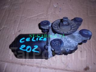 Мотор стеклоочистителя. Toyota Celica, ST202, ST203, ST204, ST205 Toyota Carina ED, ST202, ST201, ST203, ST200, ST205 Toyota Corona Exiv, ST201, ST200...