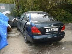 Nissan Bluebird Sylphy. 10, QG18