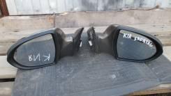 Зеркало заднего вида боковое. Kia Sportage, SL Двигатель D4HA