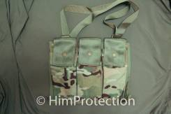 Подсумок Molle II Bandoleer amunition pouch под 6 магазинов M4. США.