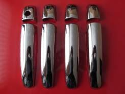 Накладка на ручки дверей. Suzuki Splash