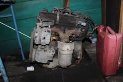 Компрессор кондиционера. Nissan March Двигатель CG10DE