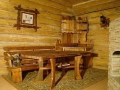 Комплекты садовой мебели. Под заказ