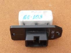 Сопротивление мотора отопителя. Toyota Corolla, EE100, EE106, EE103, EE101