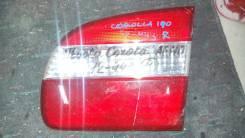 Вставка багажника. Toyota Corolla, AE110 Двигатель 5AFE