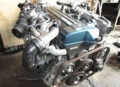 Двигатель. Toyota Aristo, JZS161 Двигатель 2JZGTE