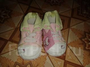 Пинетки-кроссовки. 21