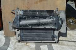 Радиатор охлаждения двигателя. Mercedes-Benz M-Class, W163 Mercedes-Benz ML-Class, W163 Двигатель OM628