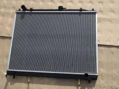 Радиатор охлаждения двигателя. Mitsubishi Pajero, V60, V65W, V75W Mitsubishi Montero, V60