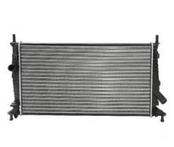 Радиатор охлаждения двигателя. Mazda Mazda3, BK