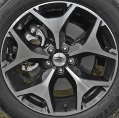 "Subaru. 7.0x18"", 5x100.00, ET48, ЦО 56,1мм. Под заказ"