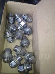 Гайка на колесо. Toyota RAV4, ACA31, ACA36, ACA36W, ACA31W Двигатель 2AZFE