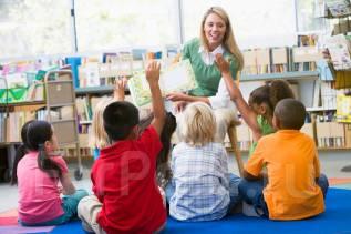 Воспитатель детского сада. ИП Ермолина. Остановка 1-я Речка