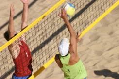 Сетки волейбольная.