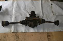 Клапан 4wd. Nissan