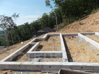 Строительство фундаментов любой сложности. Малоэтажное строительство!