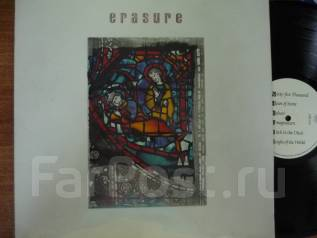 NEW WAVE! Ирэйжа / Erasure - The Innocents - 1988 UK LP ДИПИ ШМОТ