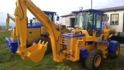 Сибиряк. Продается экскаватор-погрузчик WZ 20-15, 4 200 куб. см., 2 000 кг.