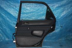 Дверь боковая. Toyota Sprinter Carib, AE115, AE115G