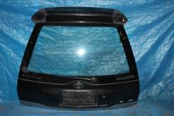 Дверь багажника. Toyota Sprinter Carib, AE115