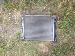 Радиатор охлаждения двигателя. Nissan Juke Двигатель MR16DDT