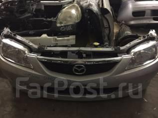 Радиатор кондиционера. Mazda Familia, BJ5P