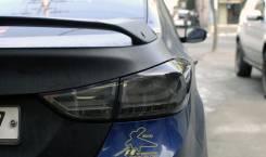 Стопы (фары) «BMW Design» на Hyundai Elantra / Avante MD (хром, дымчат. Hyundai Avante, MD Hyundai Elantra, MD
