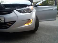 Ходовые огни. Hyundai Avante, MD Hyundai Elantra, MD