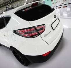 Ободок фары. Hyundai ix35 Hyundai Tucson