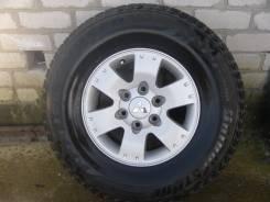 Bridgestone Ice Cruiser 5000. Зимние, шипованные, 2011 год, износ: 40%, 4 шт