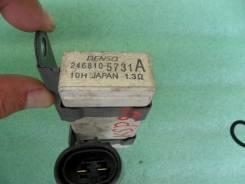 Резистор вентилятора охлаждения. Toyota Yaris, KSP130, NCP91, KSP90 Toyota Vitz, KSP130, KSP90, NCP91