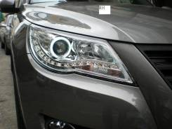 "Альтернативная оптика (фары) ""Eagle eyes"" для Volkswagen Tiguan 2007+"