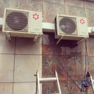Обслуживание кондиционеров, холодильников и систем вентиляции!