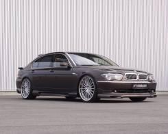 BMW 7-Series. Продам ПТС BMW 7-series кузов E65 2001год.