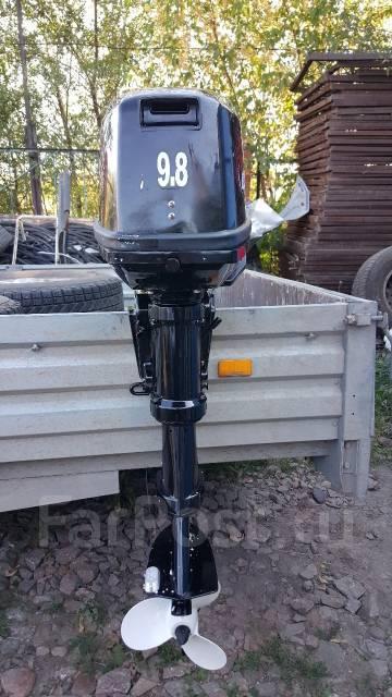 лодочный электромотор в красноярске
