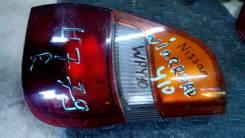 Стоп-сигнал. Nissan Wingroad, WFY10 Двигатель GA15DE